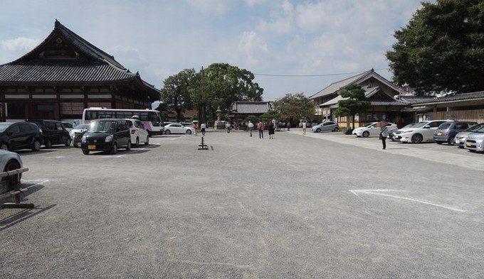 1東寺駐車場