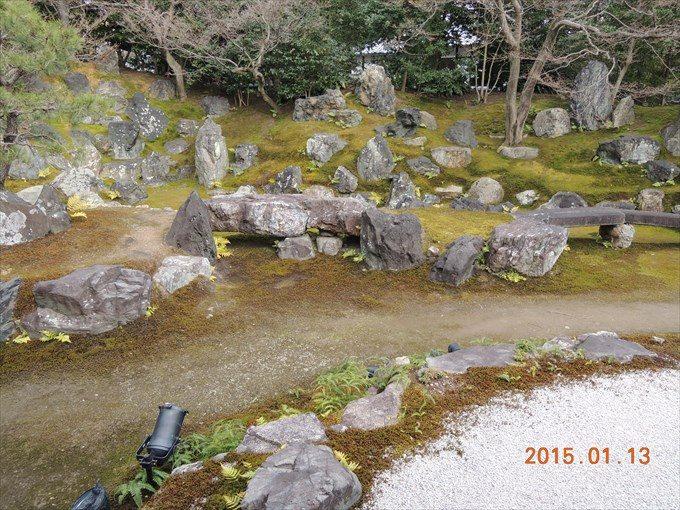 39圓徳院の北庭4