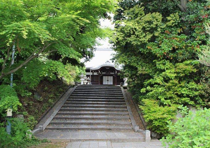 20大師堂への石段
