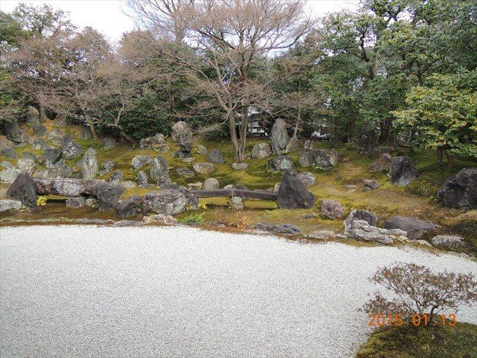 39圓徳院の北庭2