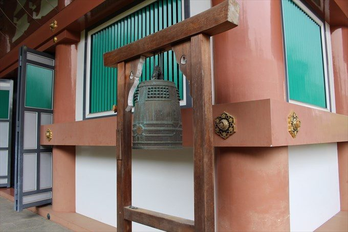 11金堂の鐘