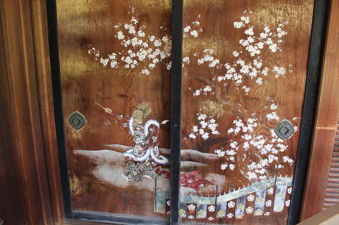 29宸殿の襖絵