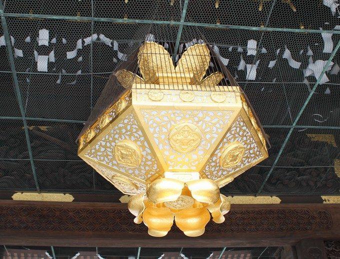 6御影堂門の飾り