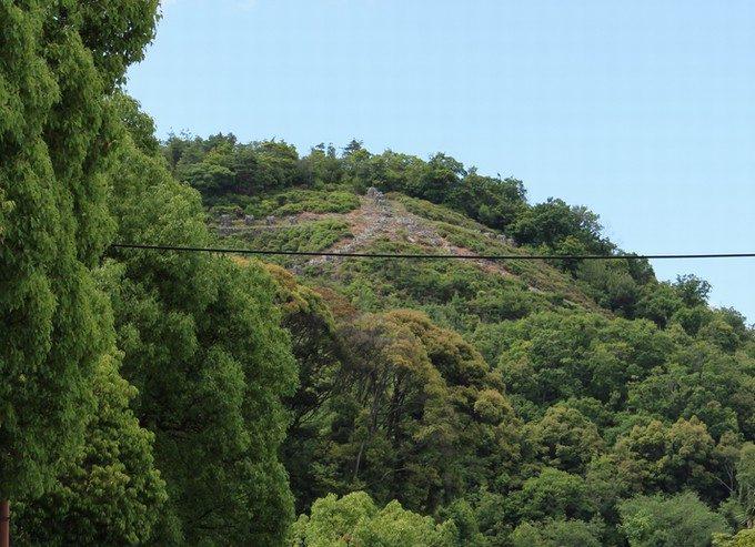 52おまけの左大文字山