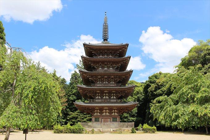 醍醐寺の見どころ(伽藍エリア)!御朱印と安い駐車場は?