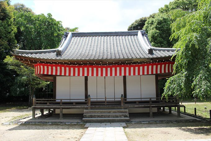 15清瀧宮拝殿