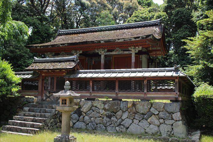 16清瀧宮本殿