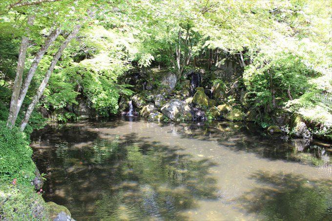 44弁天堂奥の別の池
