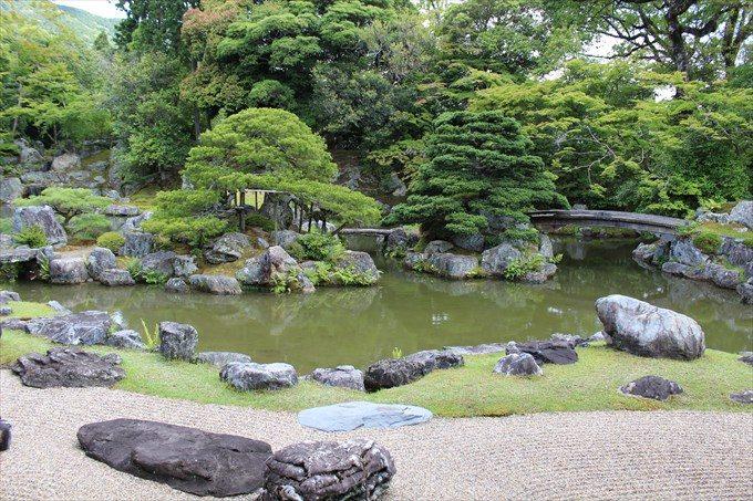 9三宝院庭園