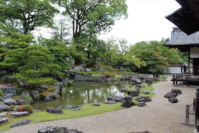 16三宝院庭園