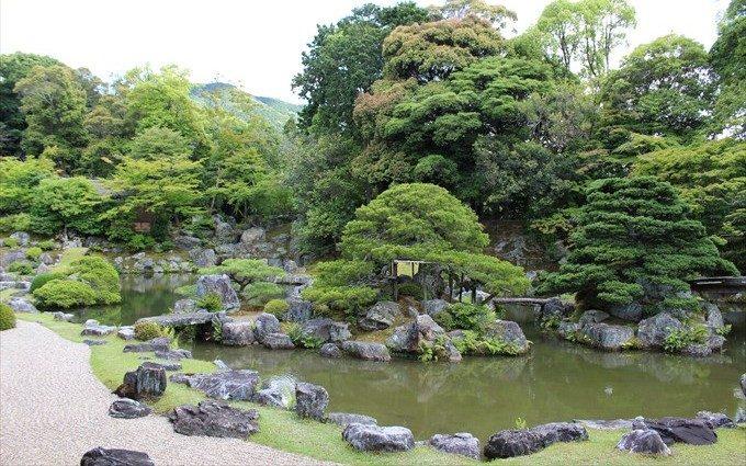 10三宝院庭園