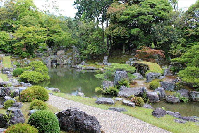 11三宝院庭園