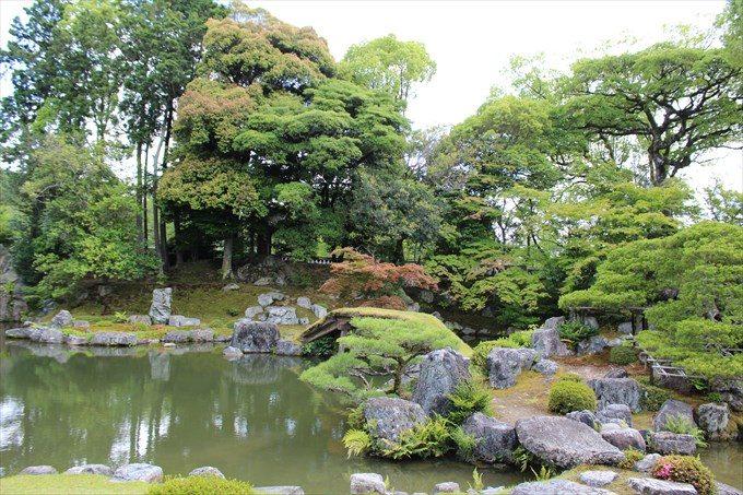 15三宝院庭園