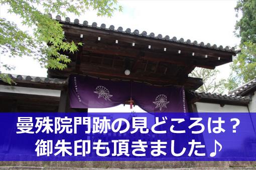 曼殊院門跡の御朱印と見どころ-01