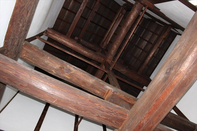 5庫裡の天井
