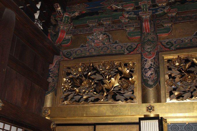 29_9天井付近の装飾