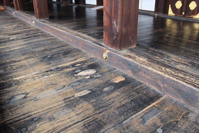 30床の模様