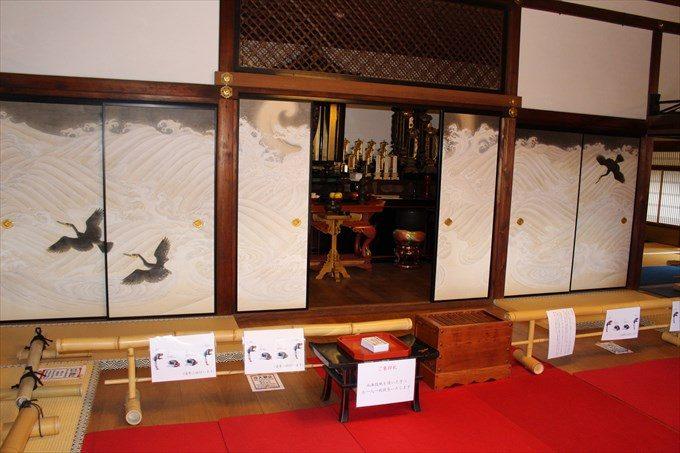 23方丈内部(礼拝する部屋)