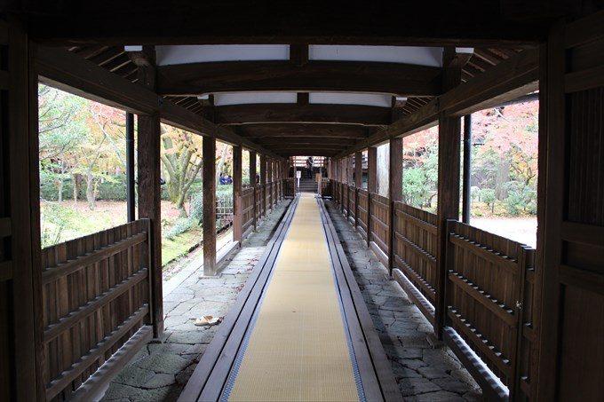 26渡り廊下を書院方面から撮る