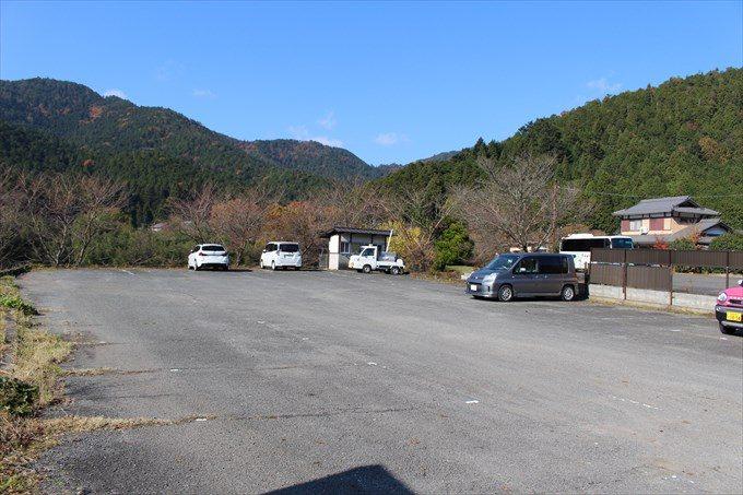 2大原女駐車場