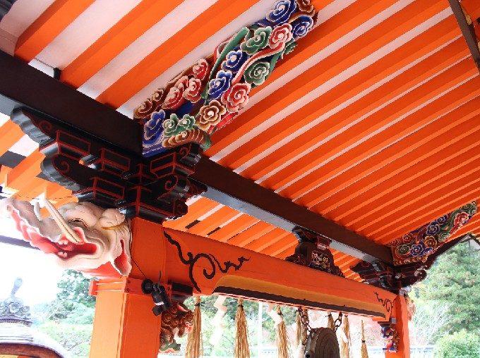 22屋根の装飾