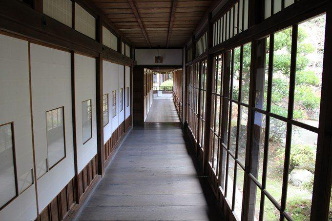 34宸殿廊下