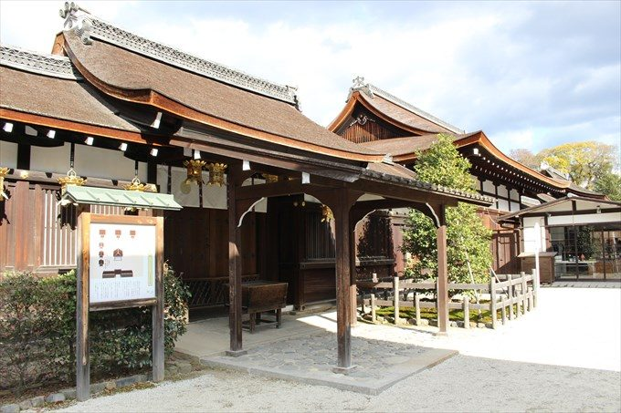 53三井神社の門