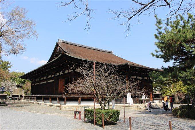 17千本釈迦堂の本堂