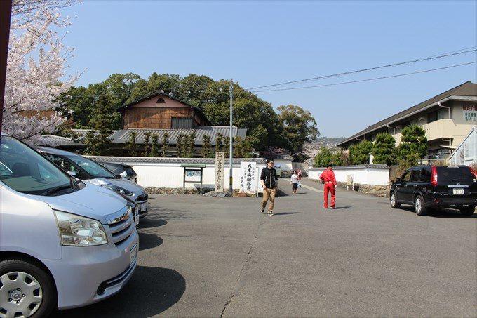 64勧修寺駐車場2