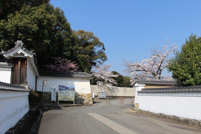 1勧修寺参道