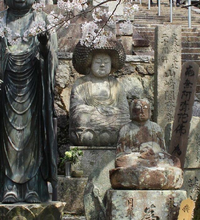 アフロ仏像(正面) 2
