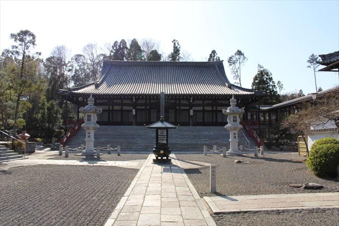 18妙満寺の本堂