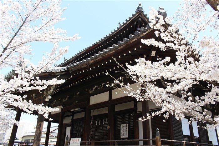 11立本寺の刹堂(せつどう)