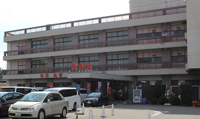 6.参集殿(お食事処)