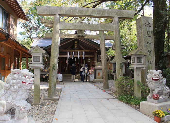 7.伏見神宝神社